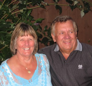 Doreen and Paul